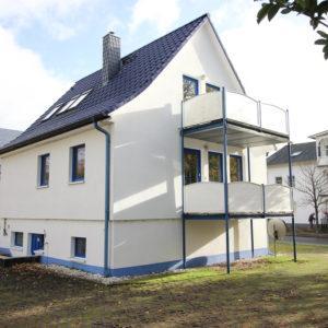 Haus Marlene mit Balkonen