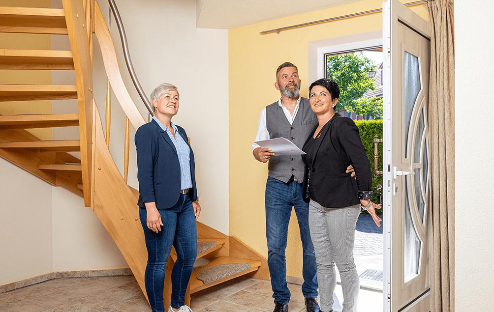 Vermietung einer Immobilie in Stralsund durch Jenny Geldner
